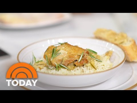 Try This 5 Ingredient Garlic And White Wine Chicken Dish | TODAY