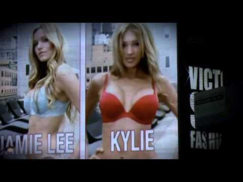 Victoria's Secret 2009 - Kylie's Journey
