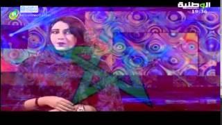 الفنانة لبابة بنت الميداح تهنئ المملكة المغربية بمناسبة عيد العرش بأغنية جديدة - قناة الوطنية