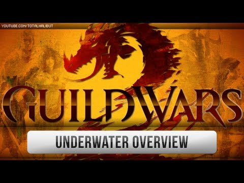 gw2 underwater - Totalbiscuit talks about the underwater aspect of GW2, including movement, combat and boss fights.