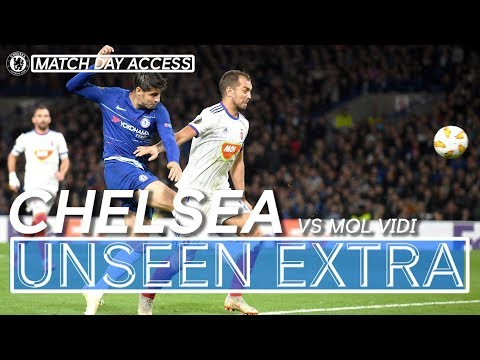 Video: Tunnel Access: Morata Scores a Volley, Unbeaten Record Continues   Unseen Extra