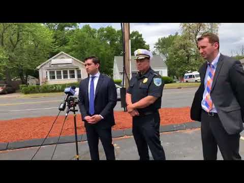 Bodies found 'in and around' Springfield home, DA says