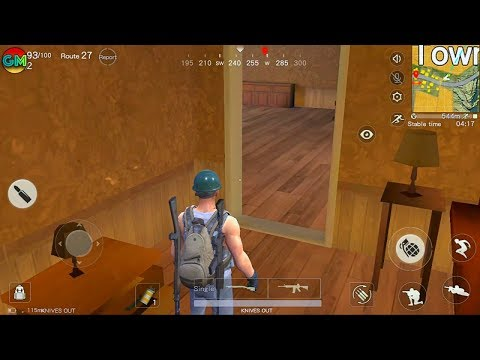 Knives Out - Battle Royale #1 PUBG | by NetEase Games | Android GamePlay FHD