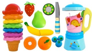 Best Learning Colors Video Paw Patrol Ice Cream Toy Blender Learn Fruits with Wooden Velcro Toys full download video download mp3 download music download