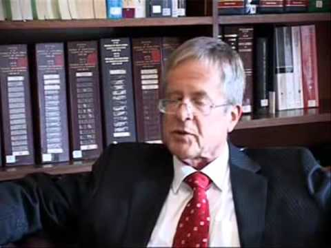Judge Eberhard Bertelsmann talks about non-custodial sentencing and restorative justice (part 2)