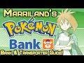 Pokémon Bank & Poké Transporter!