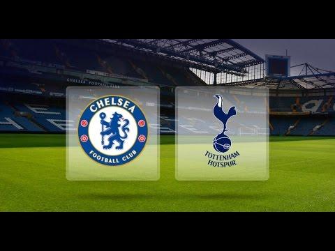 Chelsea vs Tottenham 2-1 All Goals & Highlights Premier League 2016