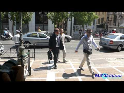 """Video - Ο Τατσόπουλος """"σκηνοθετεί"""" το ραντεβού Κατρούγκαλου με την Τρόικα!"""