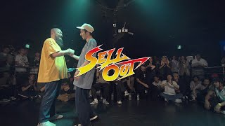 Boo vs TENPACHI – SELL OUT!! #3 BEST4