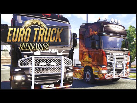Euro - Euro Truck Simulator 2 MP w/ DaSquirrelsNuts - UK to PL - Part 3 Leave a LIKE on this video for more! Subscribe for more! ▻ http://goo.gl/yCQnEn ○ DaSquirrelsNuts - http://www.youtube.com/DaSq...