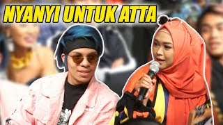 Video RICIS NYANYI UNTUK ATTA HALILINTAR.. MP3, 3GP, MP4, WEBM, AVI, FLV Juli 2019