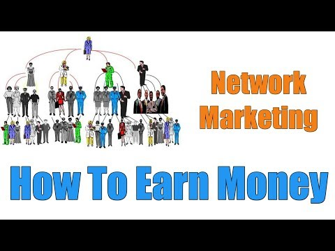 How To Earn Money  Network Marketing Monthly ₹20000 | Techa Tricks