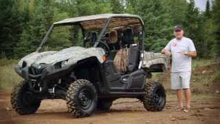 4. TEST RIDE: 2014 Yamaha Viking 700 FI
