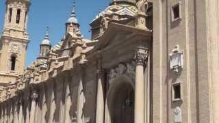 Zaragoza Spain  city photo : Zaragoza, Spain, may 2015