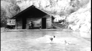 Radium Hot Springs (BC) Canada  city images : 1920's Radium Hot Springs British Columbia
