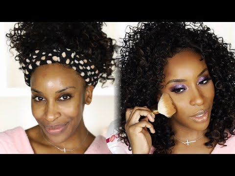Getting Glam for NO REASON Makeup Tutorial | Jackie Aina