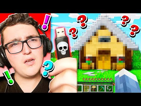 My LITTLE BROTHERS **BANNED** Minecraft World **REVEALED!**