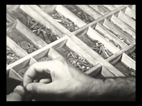 """Bookkeeping and Accounting – 1945 Vocational Film / Educational Documentary """""""