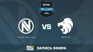 Team EnVyUs vs. North - ESL Pro League S5 - de_nuke [ceh9, yxo]