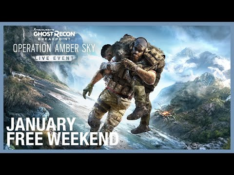 Tom Clancy's Ghost Recon Breakpoint: Free Weekend January 21-24 | Trailer | Ubisoft [NA]