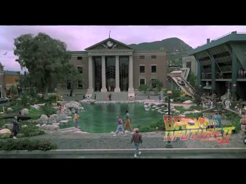 Back To The Future Trilogy Blu-Ray Trailer