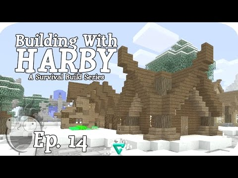 Building With Harby -  THE TREE / HOUSE COMBINATION! Ep14