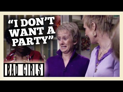 G-Wing Throws a Surprise Party to Welcome Julie Back | Season 5 Episode 11 | Bad Girls