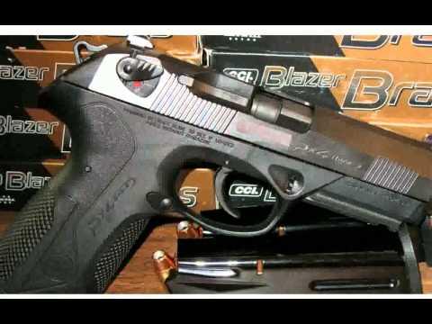 Beretta Px4 Storm Full Type G 9mm Luger Pistol -  Images