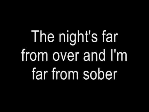 Hinder- Up All Night With Lyrics