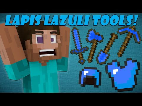 why - Hey guys, in this video we show why there are no Lapis Lazuli tools! :) Leave a like if you enjoyed and don't forget to subscribe :D Why Dirt Tools Don't Exi...