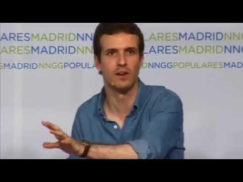 """Pablo Casado: """"El PP mantiene la mano tendida al PSOE"""""""