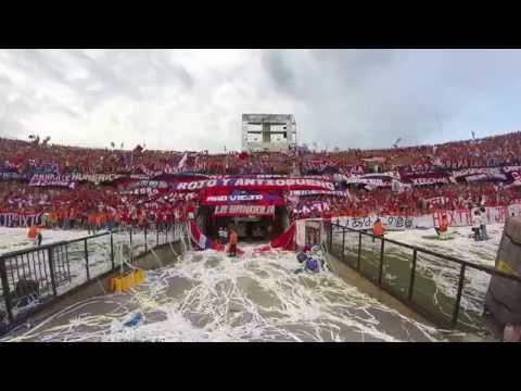Clases de aliento / Medellín vs Los frios / Liga II 2016 - Rexixtenxia Norte - Independiente Medellín - Colombia - América del Sur