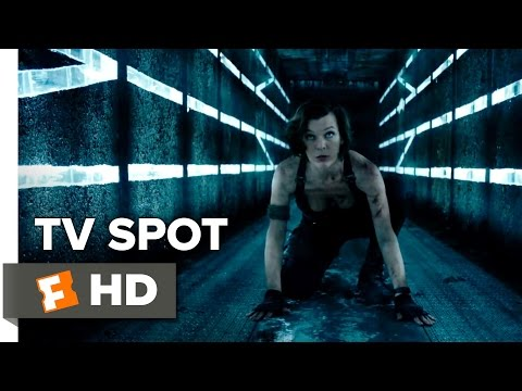 Resident Evil: The Final Chapter TV SPOT - The Truth (2017) - Milla Jovovich Movie
