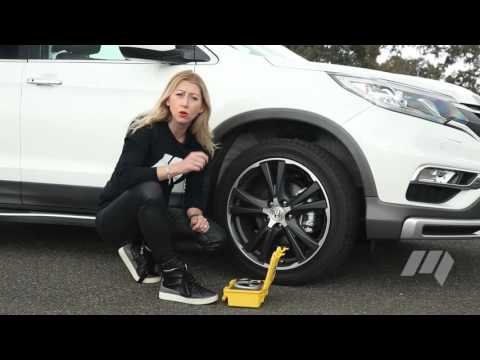 How to check your tyre pressures
