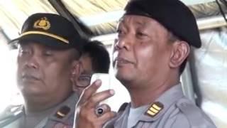 LPBI NU Melakukan Simulasi & Gladi Lapang Rencana Kontijensi Banjir Kabupaten Sampang
