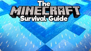 How To Farm Ice! • The Minecraft Survival Guide (Tutorial Lets Play) [Part 91]
