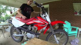 3. crf100f review