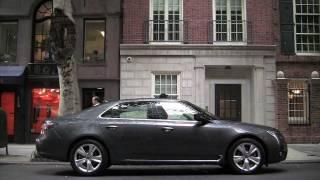 Real World Test Drive Saab 2011 9-5 Turbo Sedan