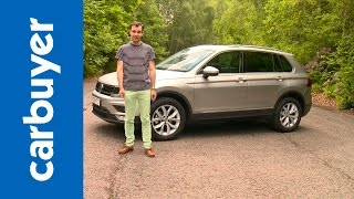 Volkswagen Tiguan SUV 2016 review – Carbuyer by Carbuyer