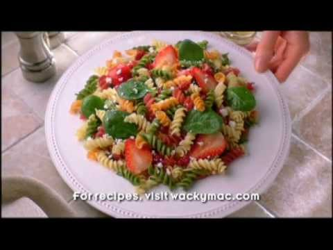 Wacky Mac TV Commercial: Healthy Eating Made Fun
