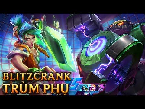 Blitzcrank Trùm Phụ - Battle Boss Blitzcrank
