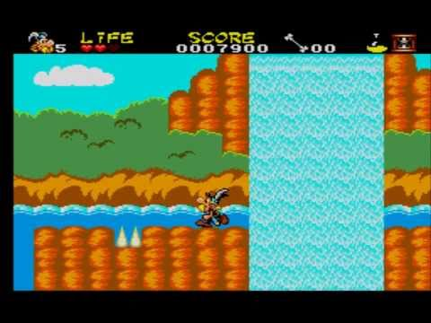 Ast�rix and the Secret Mission Master System