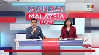 Video PRU 14 | Mandat Malaysia - Keputusan #PRU14 (Part 3) MP3, 3GP, MP4, WEBM, AVI, FLV Januari 2019