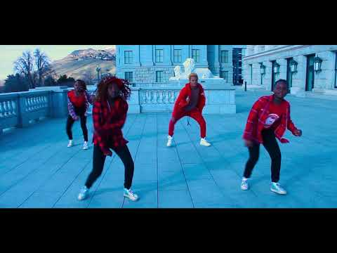 Dj Flex & Tizo - Gwara Dance ( Danger Girls Utah Family Dance)