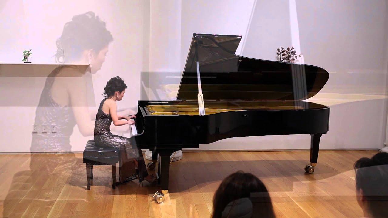 Eri Miyashita Plays Pour le Piano (1st Movement) by Debussy