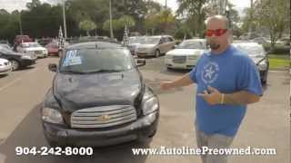 Autoline's 2010 Chevrolet HHR LT Walk Around Review Test Drive