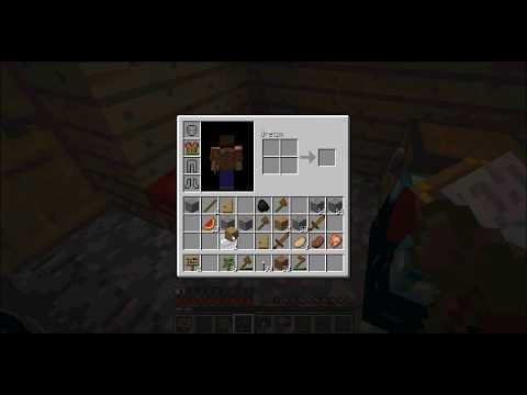 Minecraft rehberim part 3 - Çalışma masası,Fırın ve Kapı yapımı