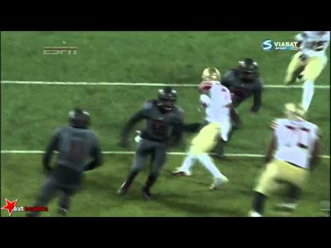 Gerod Holliman vs Florida St. 2014 video.