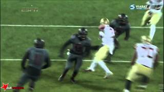 Gerod Holliman vs FSU (2014)