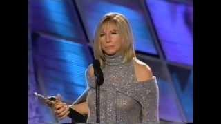 Video Barbra Streisand Receives Cecil B. DeMille Award - Golden Globes 2000 MP3, 3GP, MP4, WEBM, AVI, FLV Maret 2018